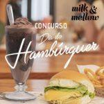 Milk Mellow - Concurso Dia do Hambúrguer