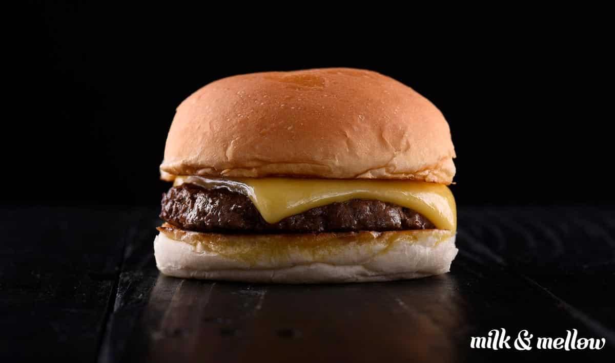 Hambúrguer fast food