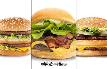Hambúrguer As novas tendencias do mercado
