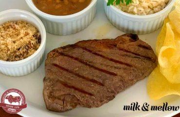 Milk & Mellow - Bife Ancho