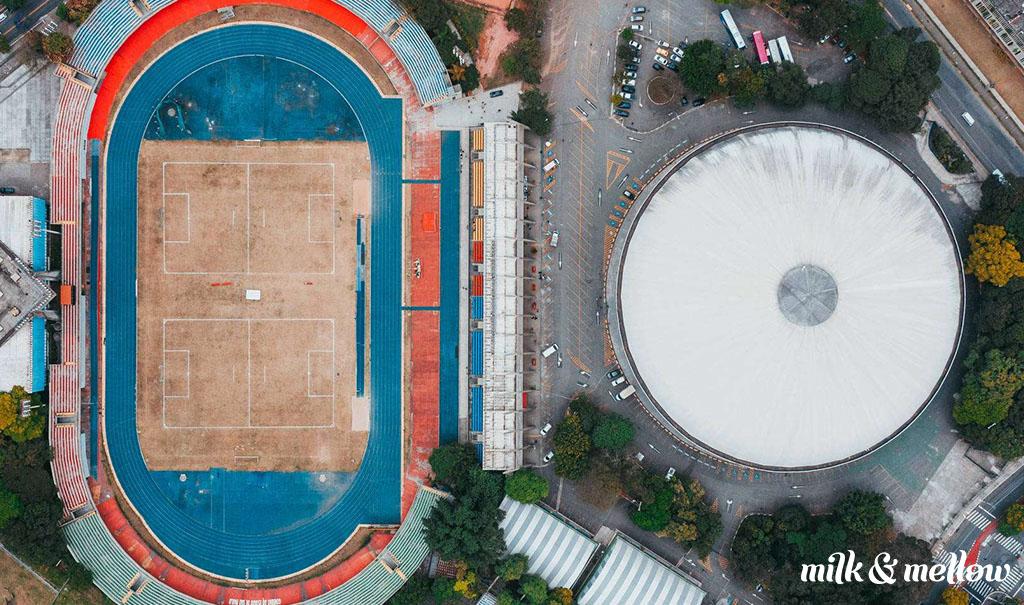 Ibirapuera - Os Eventos mais marcantes do Complexo